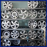 Wheels - Alloy - Steel - Various